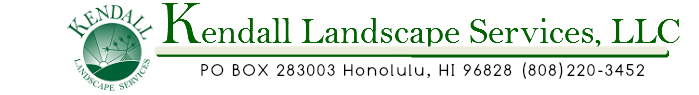 Kendall Landscape Services LLC